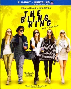 The Bling Ring (Blu-ray Disc)