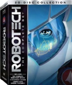 Robotech: The Complete Set (DVD)