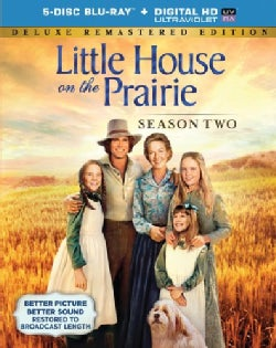 Little House On the Prairie: Season Two (Blu-ray Disc)