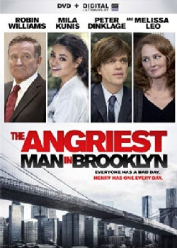 The Angriest Man In Brooklyn (DVD)