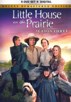 Little House On the Prairie: Season Three (DVD)