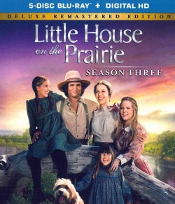 Little House On the Prairie: Season Three (Blu-ray Disc)