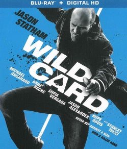 Wild Card (Blu-ray Disc)