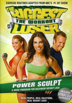 Biggest Loser Power Sculpt (DVD)