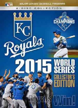 2015 World Series Collection (DVD)