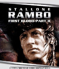 Rambo: First Blood Part II (Blu-ray Disc)