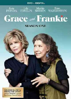 Grace And Frankie: Season 1 (DVD)