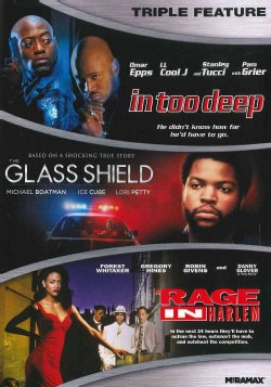 In Too Deep/The Glass Shield/Rage In Harlem (DVD)