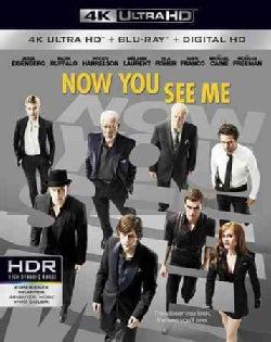 Now You See Me (4K Ultra HD)