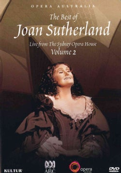 The Best of Joan Sutherland: Vol. 2 (DVD)