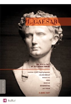 I, Caesar: The Rise and Fall of the Roman Empire (DVD)