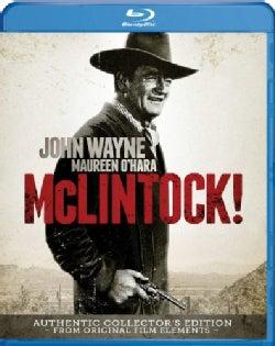 McLintock! (Blu-ray Disc)