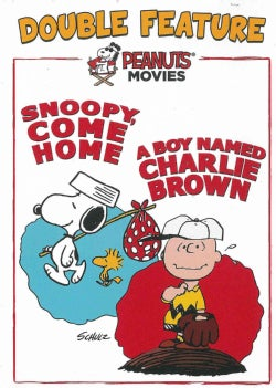 Snoopy Come Home/A Boy Named Charlie Brown (DVD)
