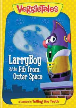 Veggie Tales: Larry Boy & The Fib from Outerspace (DVD)