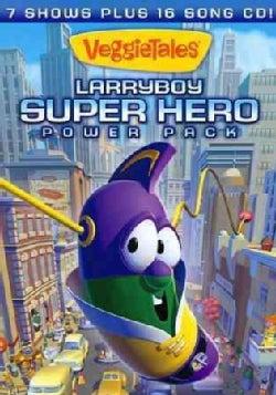 Larryboy Superboy Super Hero Power Pack (DVD)