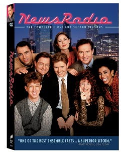Newsradio: The First & Second Seasons (DVD)