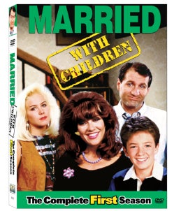 Married with Childen: The Complete First Season (DVD)