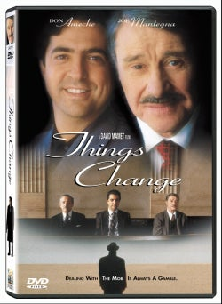 Things Change (DVD)