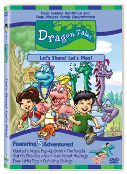 Dragon Tales: Let's Share Let's Play (DVD)