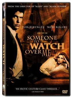 Someone to Watch over ME (DVD)