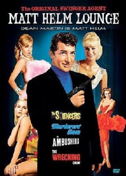 Matt Helm Lounge (DVD)