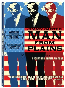 Jimmy Carter Man From Plains (DVD)