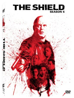 The Shield: The Complete Fifth Season (DVD)