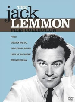 Jack Lemmon Film Collection (DVD)