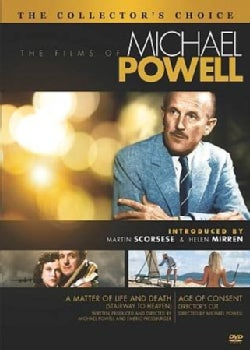 The Films Of Michael Powell: Age Of Consent / Stairway To Heaven (DVD)