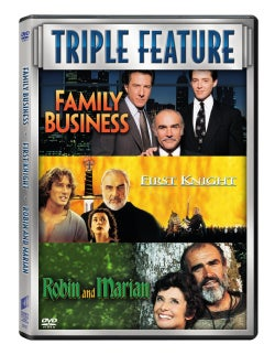 Family Business/First Knight/Robin and Marian (DVD)
