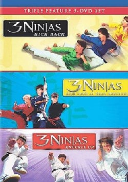 3 Ninjas Kick Back/3 Ninjas: High Noon at Mega Mountain/3 Ninjas Knuckle Up (DVD)