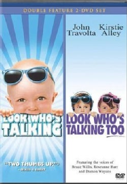 Look Who's Talking/Looks Who's Talking Too (DVD)