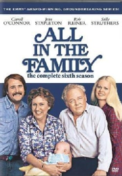 All in The Family: The Complete Sixth Season (DVD)