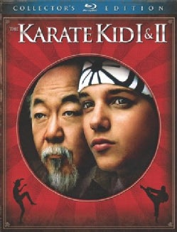 The Karate Kid 1 & 2 (Blu-ray Disc)