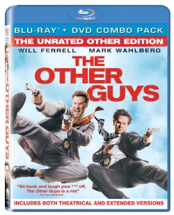 The Other Guys (Blu-ray/DVD)