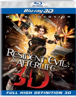 Resident Evil: Afterlife 3-D (Blu-ray Disc)