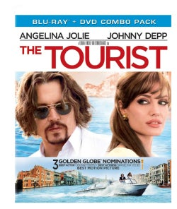 The Tourist (Bluray/DVD Combo) (Blu-ray/DVD)
