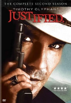 Justified Season Two (DVD)