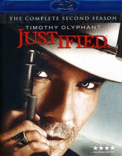Justified Season Two (Blu-ray Disc)