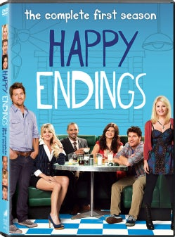 Happy Endings Season One (DVD)