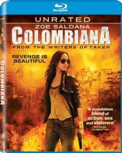 Colombiana (Blu-ray Disc)