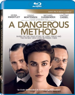 A Dangerous Method (Blu-ray Disc)