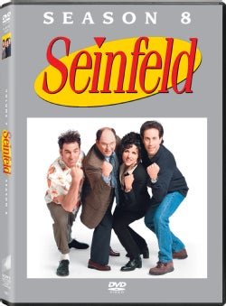 Seinfeld: The Complete 8th Season (DVD)
