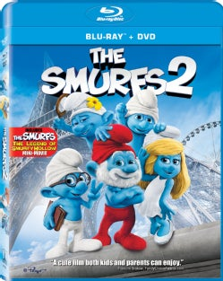 The Smurfs 2 (Blu-ray/DVD)