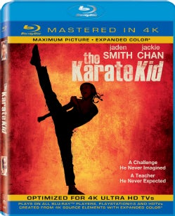Karate Kid (2010) (4K-Mastered) (Blu-ray Disc)