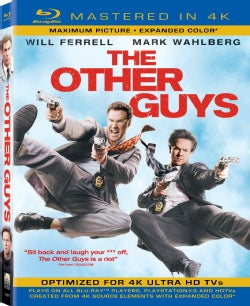 The Other Guys (4K-Mastered) (Blu-ray Disc)