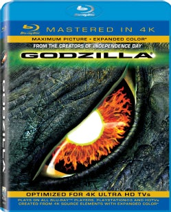 Godzilla (4K-Mastered) (Blu-ray Disc)