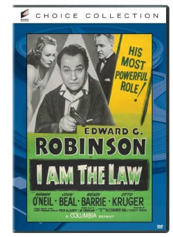 I am The Law (DVD)
