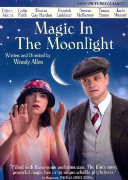 Magic in The Moonlight (DVD)