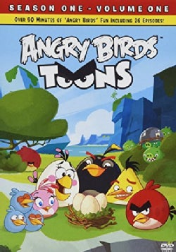 Angry Birds Toons: Season 1 Vol. 1/Angry Birds Toons: Season 1 Vol. 2 (DVD)